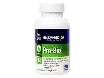 Enzymedica - Pro-Bio, Guaranteed-Potency Probiotic, 90 Capsules