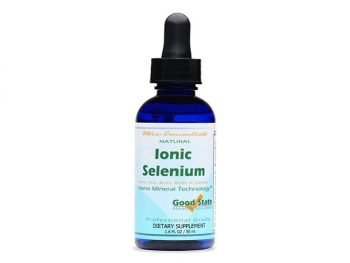 Good State Liquid Ionic Minerals - Selenium Ultra Concentrate - (10 drops equals 70 mcg)