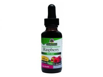 Nature's Answer Alcohol-Free Raspberry Leaf
