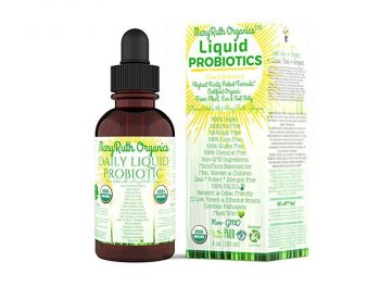 Organic Liquid Probiotics by MaryRuth