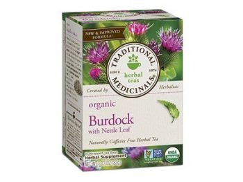 Burdock with Nettle Leaf Tea
