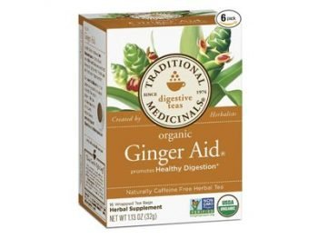 Ginger Aid Tea