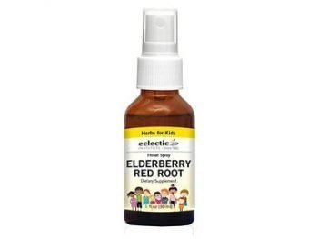 Kids Elderberry Red Root Throat Spray