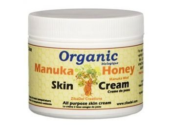 Organic Manuka Honey Skin Cream