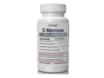 Superior Labs D-Mannose Dietary Supplement