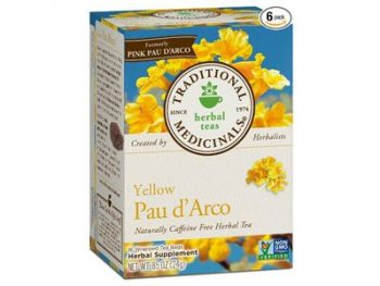 Yellow Pau D'Arco Tea