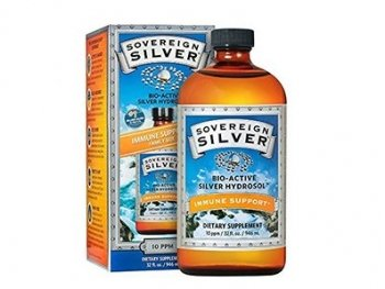 Bio - Active Siliver Hydrosol, 32oz