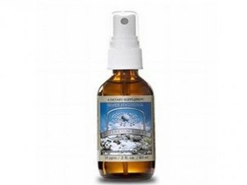 Colloidal Silver Hydrosol Spray