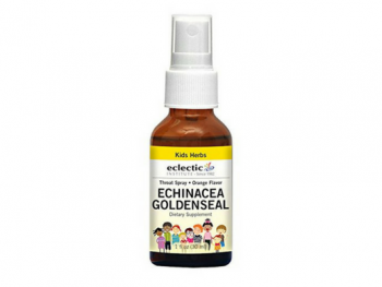 Echinacea - Goldenseal Throat Spray