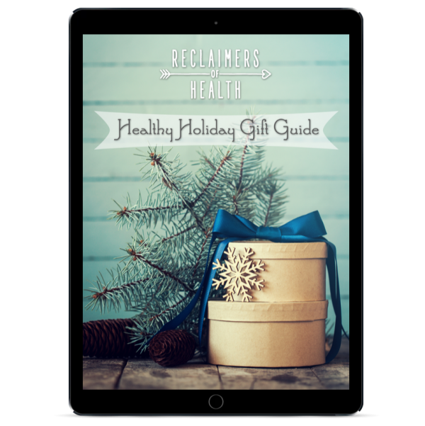 Holiday gift guide PDF
