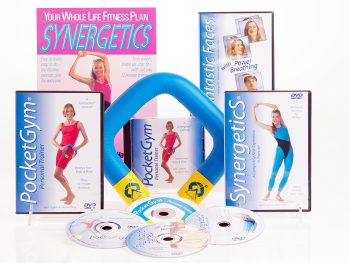 photo of Synergetics PockeyGym The Works package
