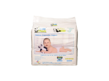 bag of diapers