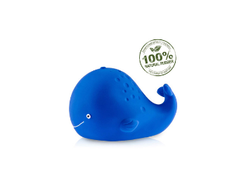 blue whale toy