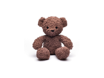 brown stuffed bear toy
