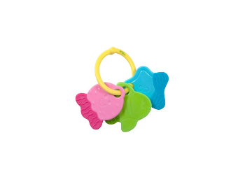 plastic toy keys